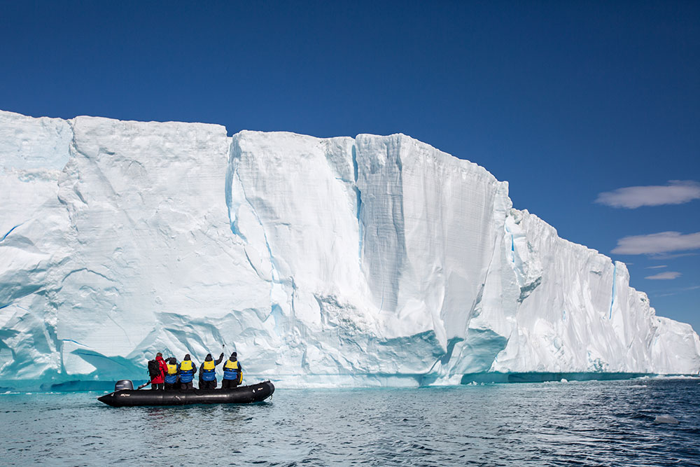Aurora Expeditions looks to double UK passengers in Antarctica
