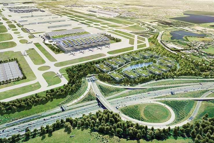Heathrow expansion: Councils launch third runway judicial review