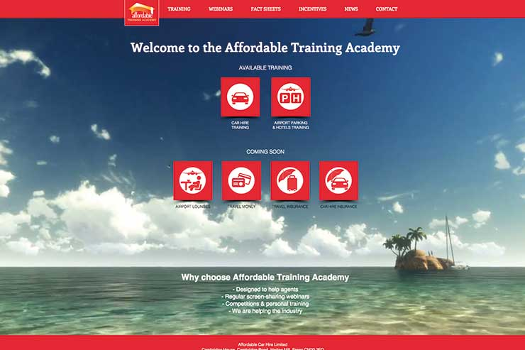 Affordable Car Hire updates its training