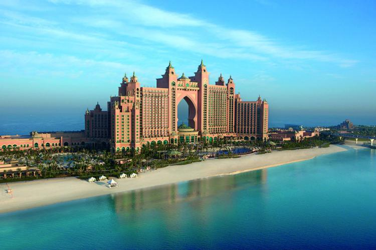 Atlantis will offer guests staying for five or more nights free Covid tests