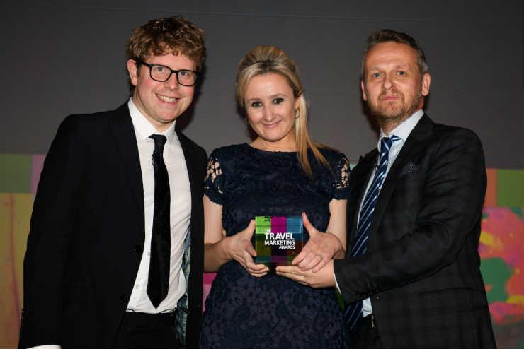Emma Stone: Manchester Airport Winner of Tomorrow's Travel Marketing Leader Award