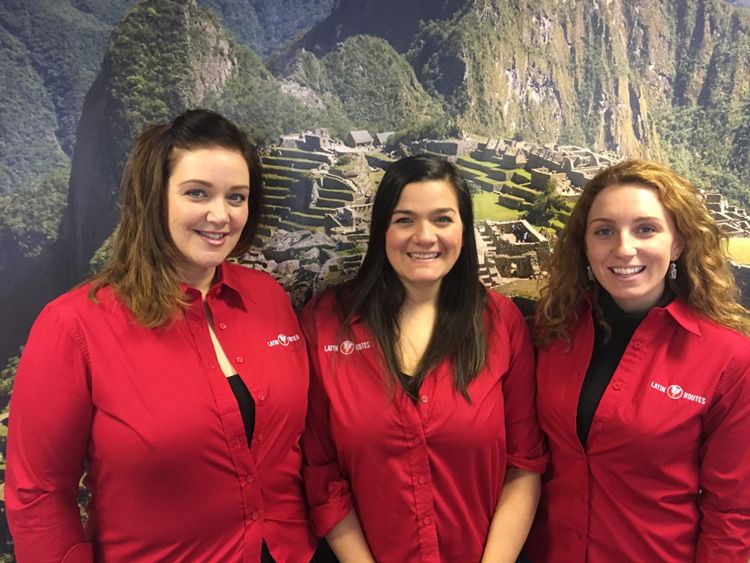 Gaynor, Jess and Molly - New Latin Routes Trade Team.jpg
