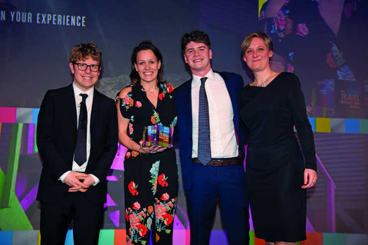 Black Tomato: Winner of International Campaign of the Year Award