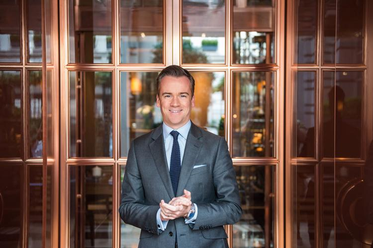 Hotels in his DNA: Rosewood London's Michael Bonsor