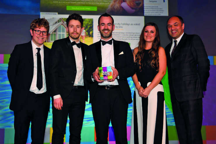Hoseasons: Winner of Best In-house Marketing Team Award