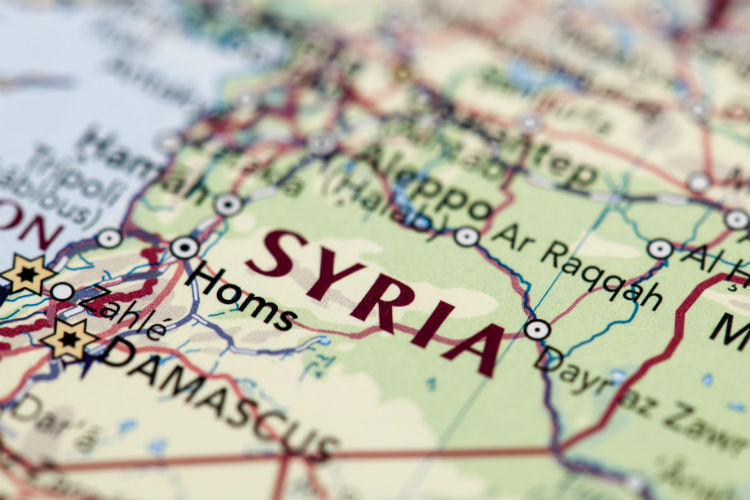 Airlines warned over Syria missile attacks