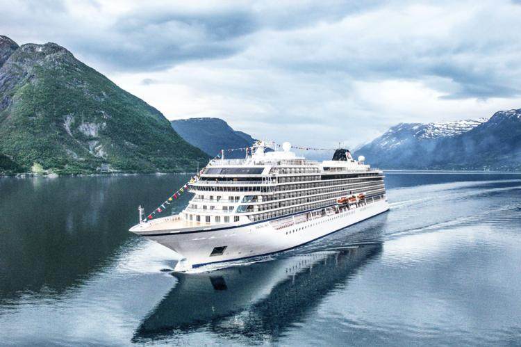 Viking suspends all cruise operations until 2021