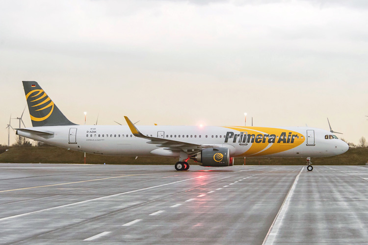 Primera Air pulls short-haul operations at Birmingham