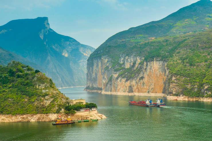 Yangtze, China