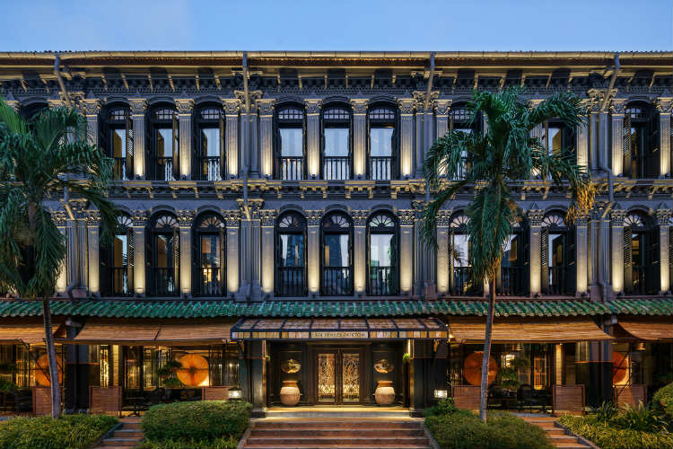 Six Senses opens first urban hotel in Singapore
