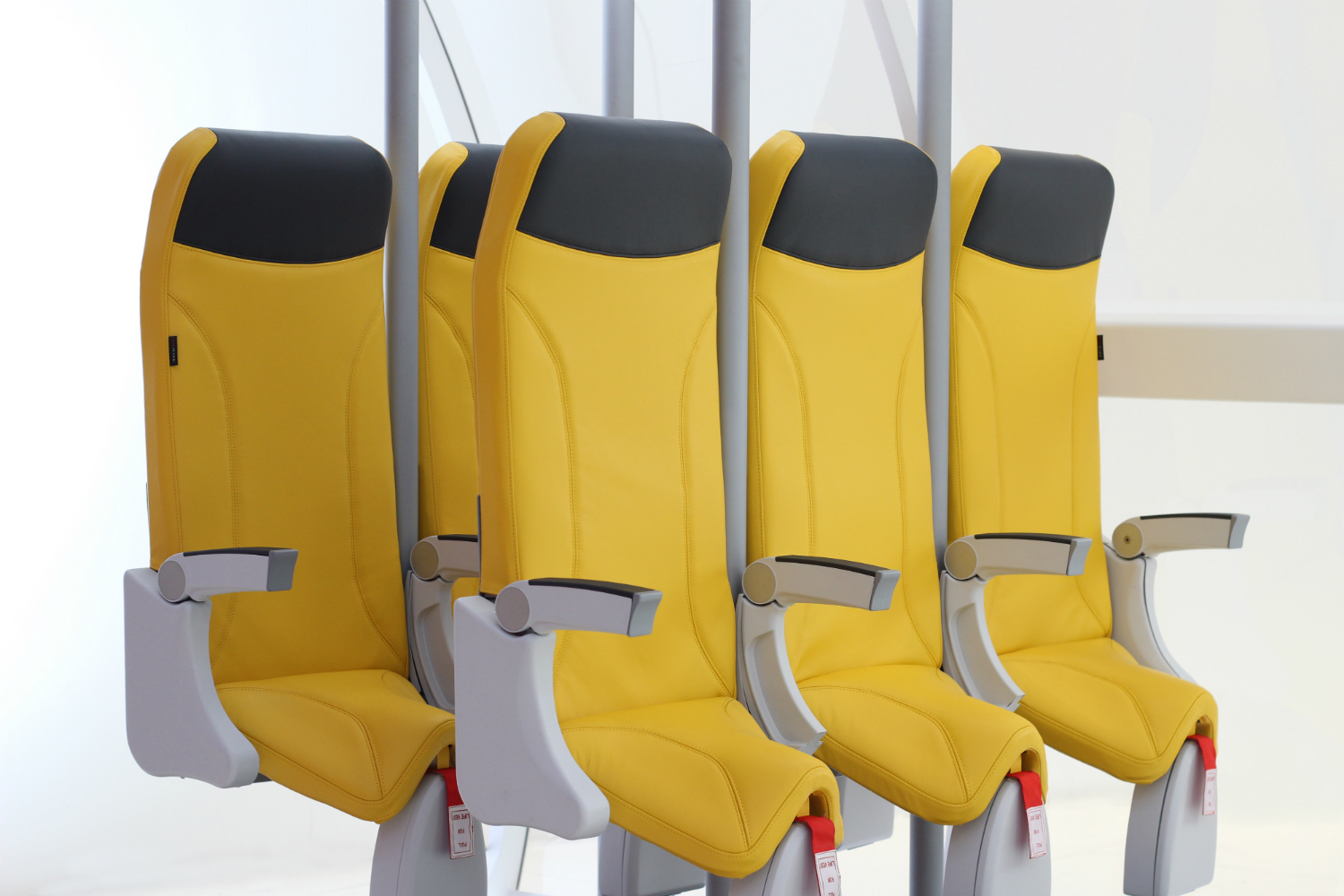 New 'upright' aircraft seat 'could boost passenger numbers 20%'