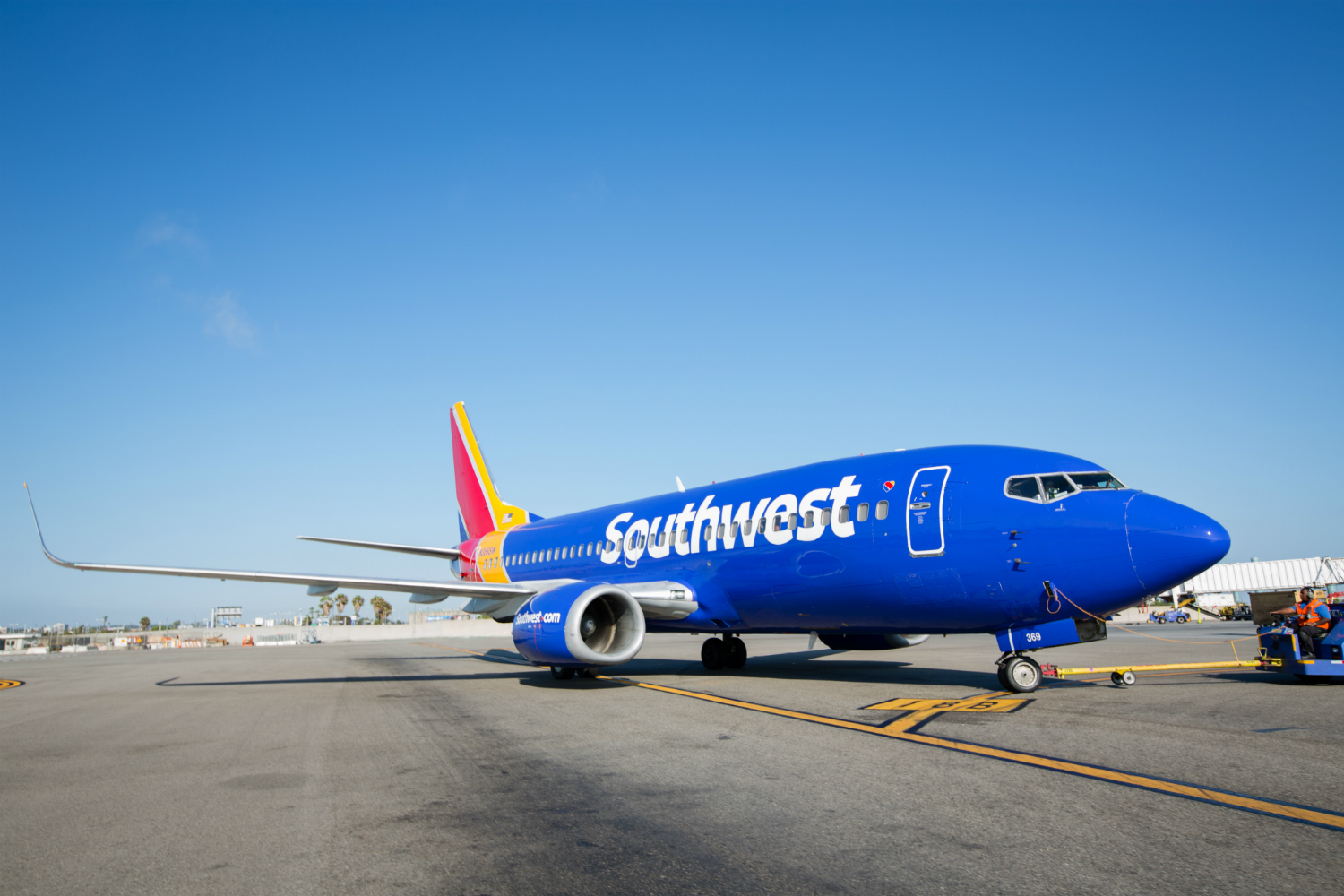 Southwest Airlines: Woman dies after engine blast