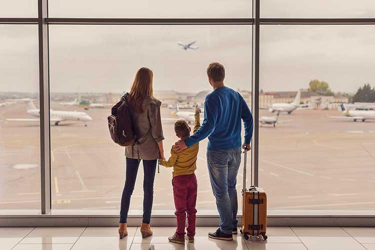 Concerns about travel remain despite progress with the vaccine