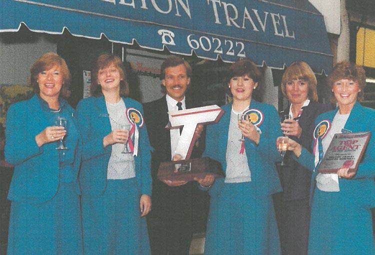 In memory of Melton Travel's founder Gunvor