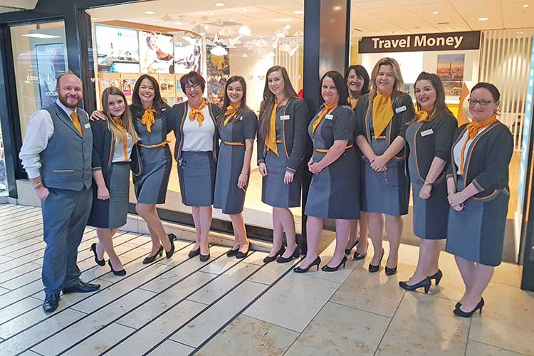 Thomas Cook, Metrocentre, Gateshead: North East's Top Agency
