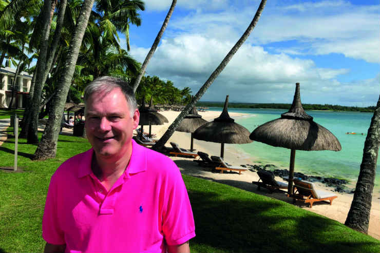Dave Allen, Andara Travel