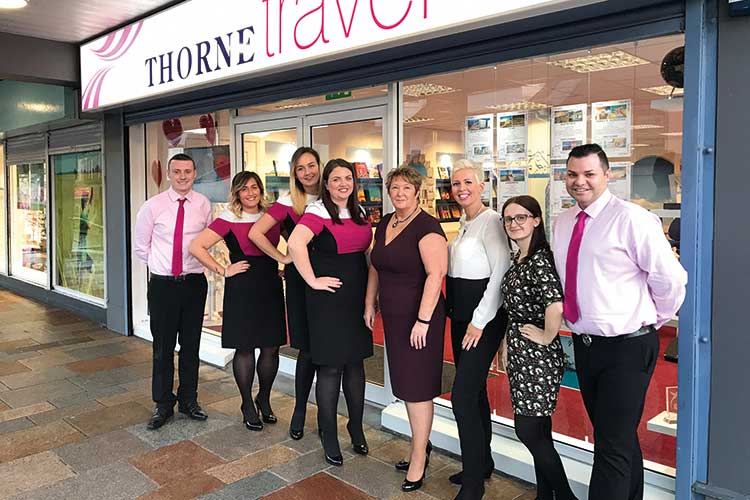 Thorne Travel, Kilwinning: Scotland's Top Agency