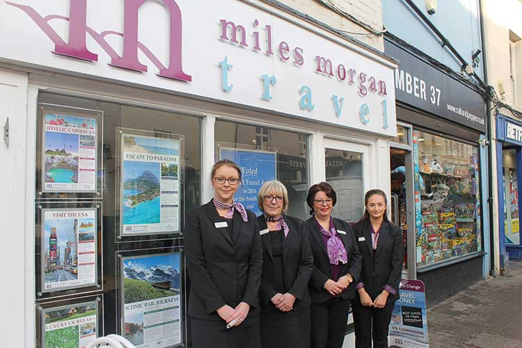 Miles Morgan Travel: UK & Ireland's Top Touring and Adventure Agency