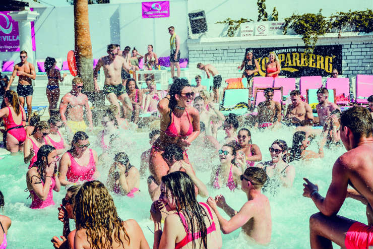 'The way clubbing holidays are delivered has changed'