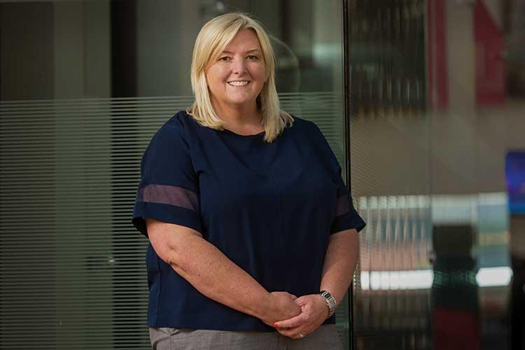 Sharon Munroe, Barrhead Travel