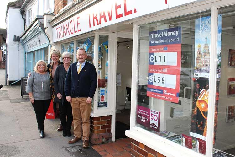 Triangle Travel grows store network with acquisition