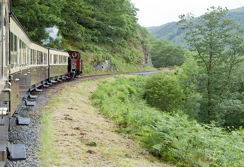 Be chuffed aboard a Welsh heritage exploration