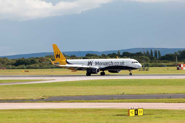 Air Travel Trust reports record £170m surplus despite Monarch failure