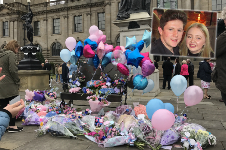 Westoe Travel to lead pink and blue tributes to Chloe and Liam