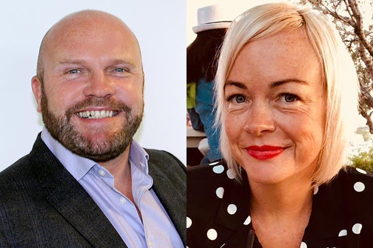 Gemma Pinder-Davidson joins If Only; Dom Carrick becomes head of sales south