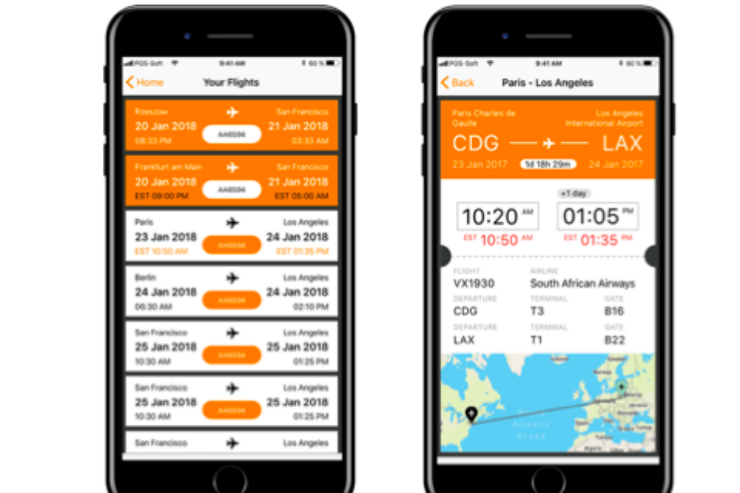Vamoos adds Flight-hub with Live Alerts feature