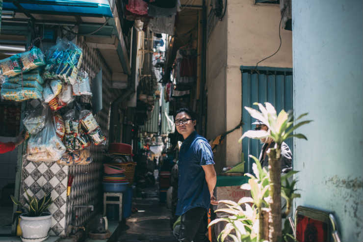 Culinary experiences in Vietnam with TV chef Luke Nguyen