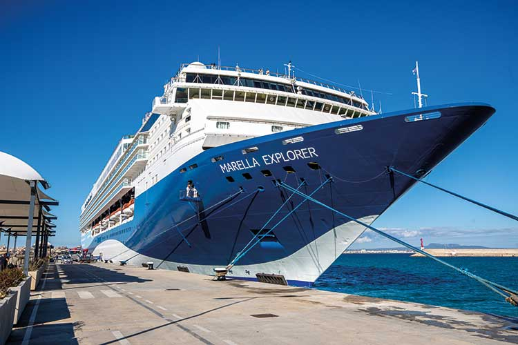 Marella Cruises extends cancellations into April