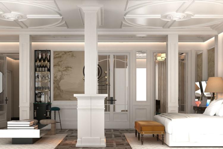 Palladium to launch new 'contemporary luxury' brand