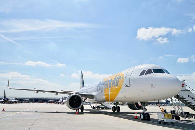 Primera Air extends daily Stansted-New York service into winter