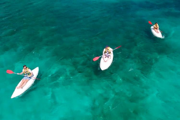 Go behind the scenes of Beachcomber's Mauritius Big 50