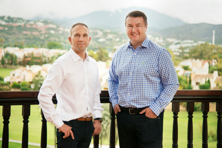 The Travel Franchise Steve Witt and Paul Harrison.jpg