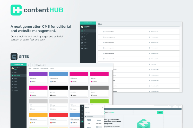 Lastminute.com launches new microsite tool ContentHUB