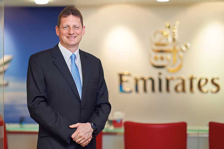 Emirates' new routes show 'commitment to UK'