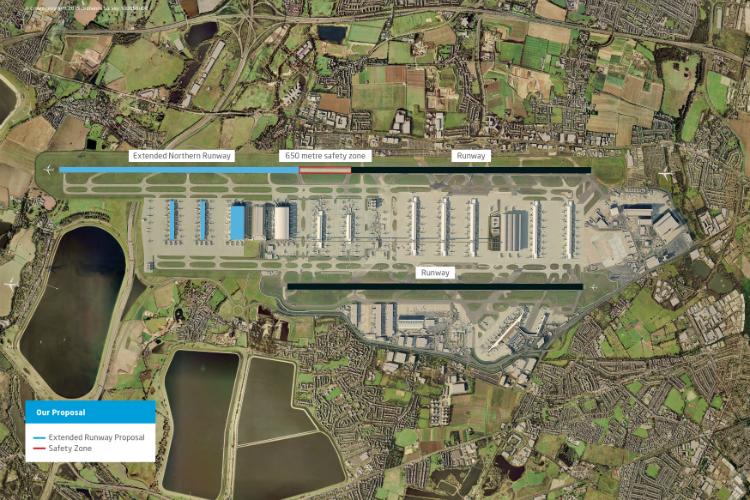 Heathrow third runway plan 'will face judicial review'