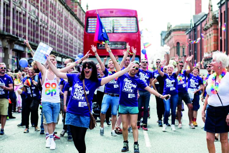Travel Pride announces Albert Kennedy Trust as 2018 charity partner