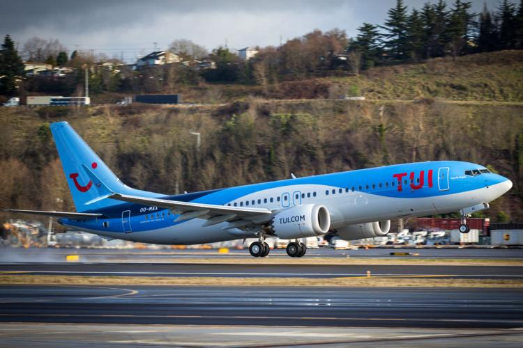 Tui agrees 737 Max compensation deal with Boeing