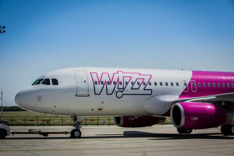 Wizz announces new London-Romania route