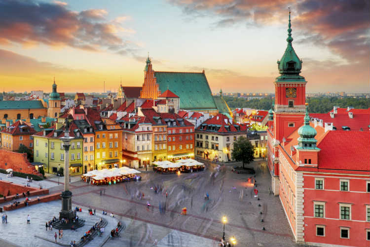 LOT launches London City Warsaw route