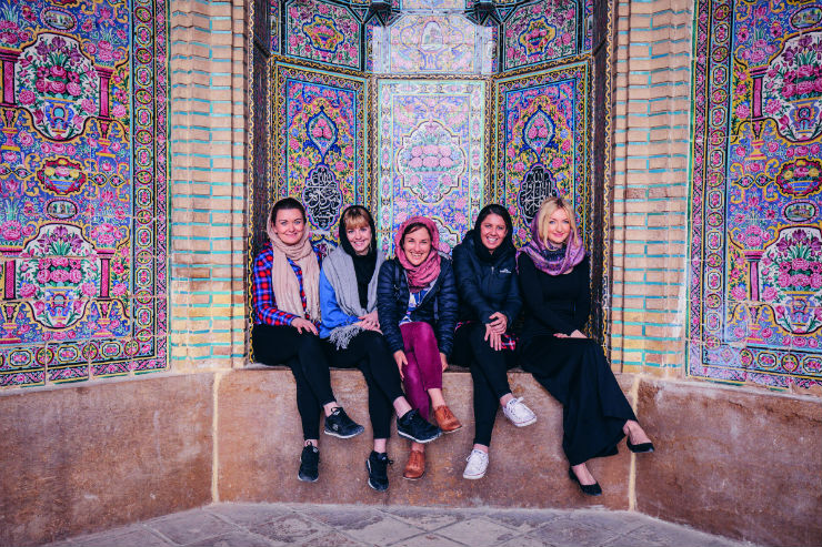 Intrepid Travel gives the lowdown on its new women-only expeditions to the Middle East