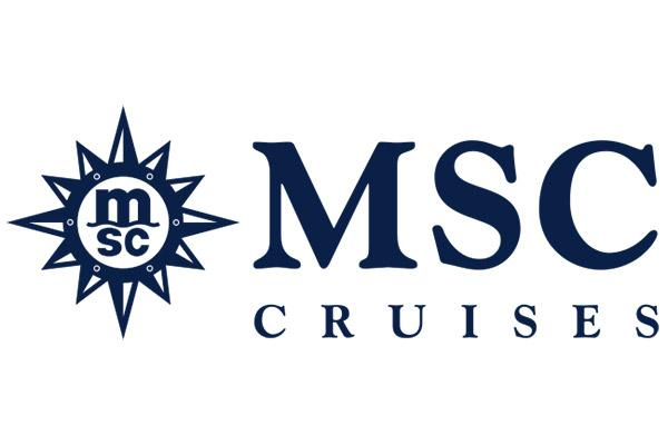Awards 2019 sponsor MSC Cruises