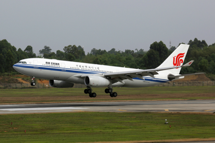 Air China to launch UK's first direct Gatwick-Chengdu service