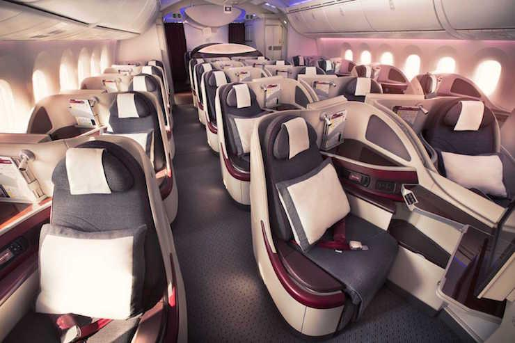 Poll: Should airlines offer business class on short-haul flights?