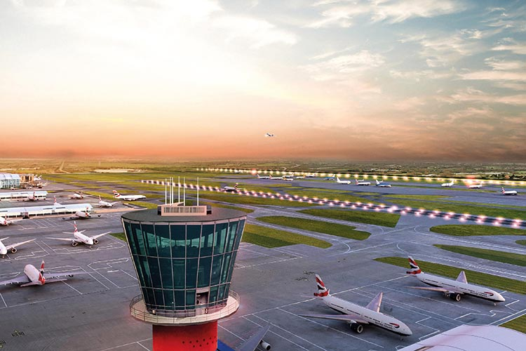 Heathrow expansion plan facing council legal action