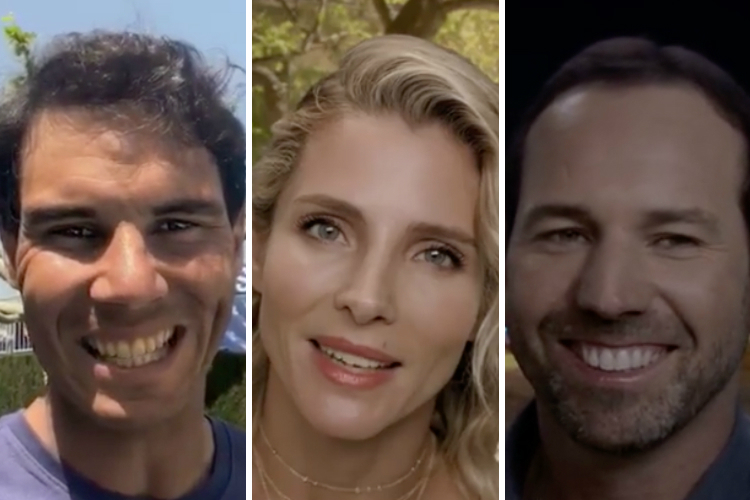 See Rafa Nadal, Elsa Pataky and Sergio Garcia 'sell Spain'... in just 10 seconds