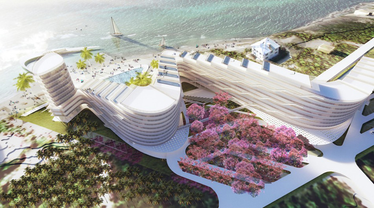 Mandarin Oriental to open on Grand Cayman